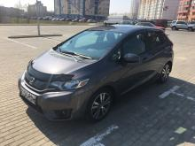 Аренда Honda Fit Grey